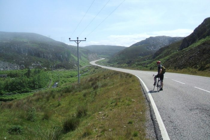 The Iconic LEJOG – Aug 2020